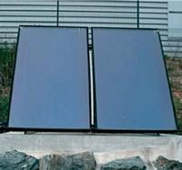 Les nouveaux locaux d'ATC Groupe sont équipés de panneaux solaires.