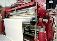 Crouvezier Développement, PME vosgienne spécialisée dans l'ennoblissement du tissu fabrique du 100 % français.