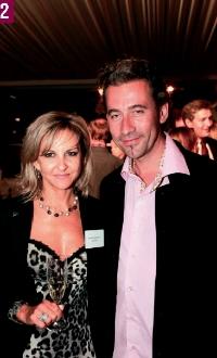 2 Christine Marcellot (Antargaz) et Luc Malvé