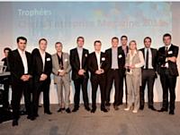 Chef d'Entreprise Magazine a célébré ses 5es Trophées