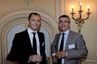 4 Arnaud Benichou et Hervé Cohen (TNT Express France)