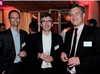 9 Pierre-Yves Lenglart (Atento), Jérôme Louérat (Coefficient) et Jean-Marie Léger (FLP Avocats)