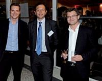 16 Arnaud Courdesses (ALT Partners), Didier Gambart (Toyota) et Laurent Windenberger (ALT Partners)