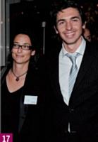 17 Caroline Berly (Xerox) et Xavier Mayeur (Editialis Event)