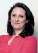 CARINE GUICHETEAU. Rédactrice en chef