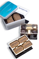 Des boîtes de biscuits à vos couleurs