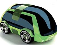 La voiture du futur, écolo et communicante