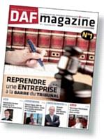 DAF Magazine, un mensuel dédié aux directeurs financiers