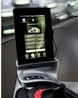 Renault envisage d'intégrer des ordinateurs de bord de plus en plus perfectionnés dans les voitures de demain.