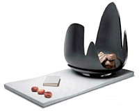 «Autour du feu», premier prix du concours «Ainsi fond font Fontes» édition 2010.