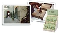 La savonnerie labellisée Entreprise du Patrimoine Vivant a développé différentes gammes. Et ouvert un musée en 2010.