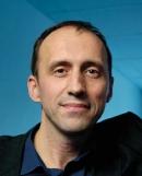 Gilles Nectoux, p-dg de Plebicom