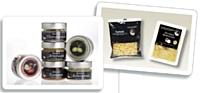 Pâtes, antipasti, fromages... Les 180 références de la PME Treo sont vendues dans 2 000 magasins en France.