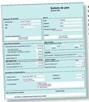 La maquette du futur bulletin de paie simplifié dévoilée
