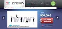 Scales Up, site d'achats groupés destiné aux pros