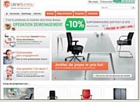Du mobilier de bureau à prix d'usine