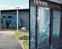 Le Centre d'études et de recherches Certesens a ouvert ses portes dans le quartier des Deux-Lions à Tours.