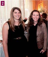 Aline Buscemi (Miliboo.com) et Amélie Blondin (TNT Express France)