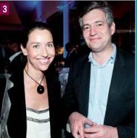 Stéfanie Moge-Masson (Chef d'entreprise) et Jean-Marie Léger (FLP Avocats)