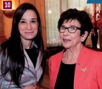 Patricia Cardoso et Yvette Godard (FCE France)