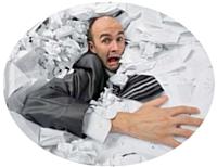 L'entreprise, victime d'un trop-plein d'information?