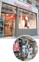 En février dernier, un premier magasin Sucre d'Orge & Cie a ouvert ses portes à Paris.
