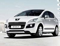 Une nouvelle Peugeot 3008 HYbrid4 encore économique
