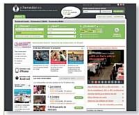 La Fourchette commence à faire des petits à l'étranger, notamment en Espagne avec le site ElTenedor.es.