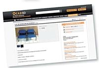 Un site pour acheter et revendre du matériel d'occasion