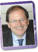 Hervé Novelli, secrétaire d'Etat du commerce, de l'artisanat, des petites et moyennes entreprises