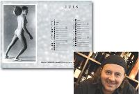 Gilberto D?Annuzio est le «Mister Juin» de la première édition du calendrier des commerçants du vieux Lille.