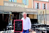 En laissant ses clients juger du prix de leur repas le mercredi, Frédéric Blanc booste la fréquentation de son restaurant.