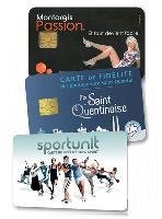 Les cartes de fidélisation mutualisées permettent de cumuler des points ou des euros chez les commerçants partenaires.