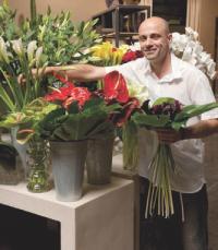 CANDIDAT N° 1Jean-Louis Amice, fleuriste à Montélimar (Drôme)