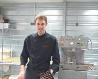 CANDIDAT N°4 Stéphane Gross, chocolatier à Strasbourg