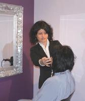 CANDIDAT N°3 Sylvie Favreau, coiffeuse à Saint- Fulgent (Vendée)