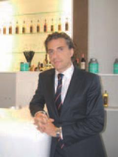 Jean-Pierre Marois a souhaité faire de l'Hôtel Gabriel un lieu moderne dédié au bien-être.