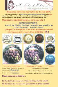 Philippe Perroche, vendeur de capsules de Champagne, a multiplié par cinq ses commandes en ligne en trois ans, notamment grâce à sa newsletter.