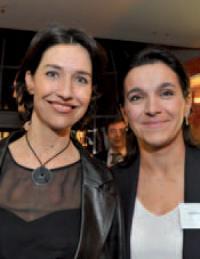 Stéfanie Moge-Masson (Commerce Magazine) et Florence Mero (Ciel)