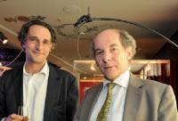 Hervé Langlart (Editialis) et François Moutot (APCM)