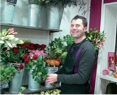 David Richard s'efforce de sensibiliser ses clients au respect de l'environnement.