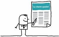 Adhérer à la Charte qualité permet au commerçant d'avoir toutes les clés en main pour assurer le bon fonctionnement de son magasin.