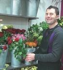 CANDIDAT N° 4 David Richard, fleuriste à Templemars (Nord)
