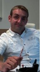 Sébastien Dumont a misé sur l'affichage et le Web pour sa communication