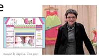 Alors que Jean-Pierre Rosey gère le site de vente en ligne, c'est sa femme Evelyne qui tient la boutique.