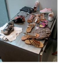 Certains modèles proposés dans la boutique existent en tailles adulte et enfant.