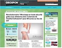 Les commerçants sont de plus en plus nombreux à utiliser le site Groupon pour augmenter leur notoriété.