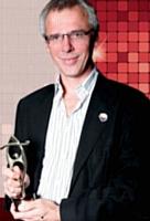 Jérôme Dayre, associé d'Atout livre, lauréat de l'édition 2011.