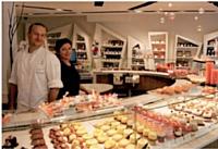 Pour séduire sa clientèle, Thierry Gilg mise sur les bons produits et les saveurs d'antan.