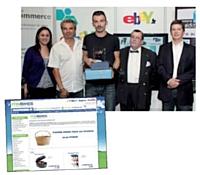 Grâce à sa boutique eBay, Régis Rossi (au centre) a propulsé ItinBikes dans le monde de l'e-commerce.